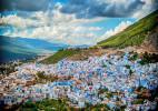 شفشاون؛ مروارید آبی مراکش