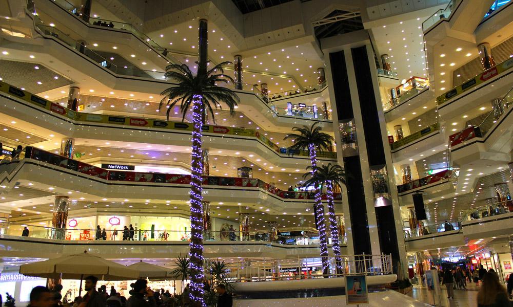 مرکز خرید جواهیر در استانبول