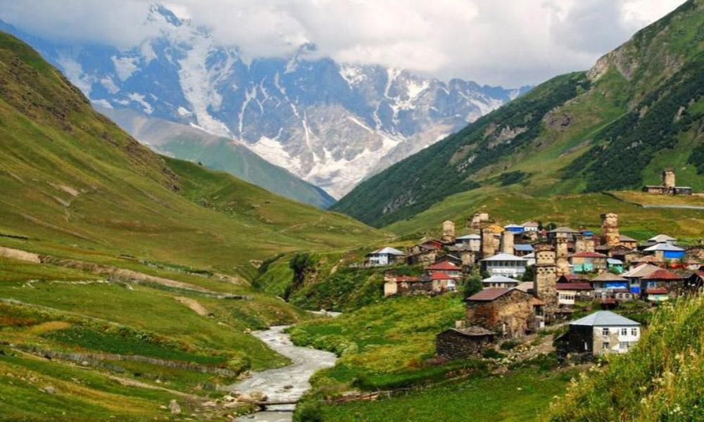 نمایی کلی از کشور ارمنستان