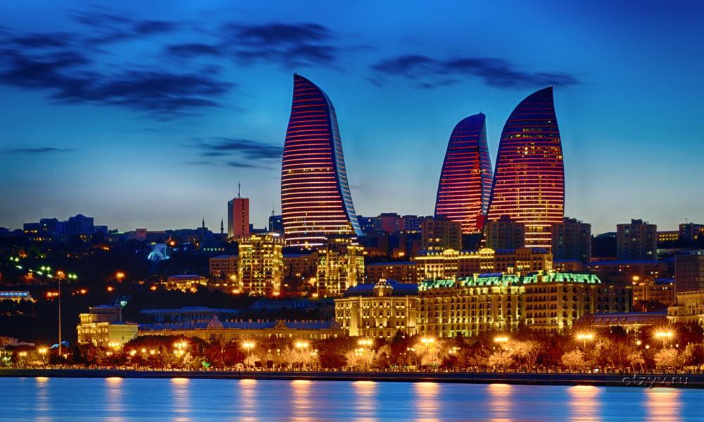 هتل پنج ستاره فیرمونت باکو