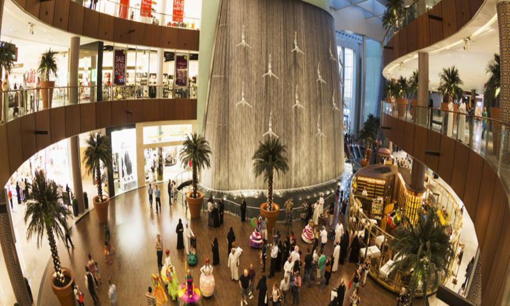 مرکز خرید دبی مال در شهر دبی