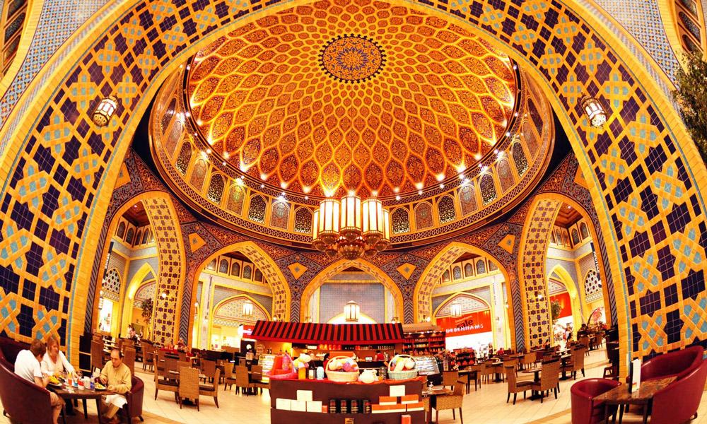 مرکز خرید ابن بطوطه در دبی