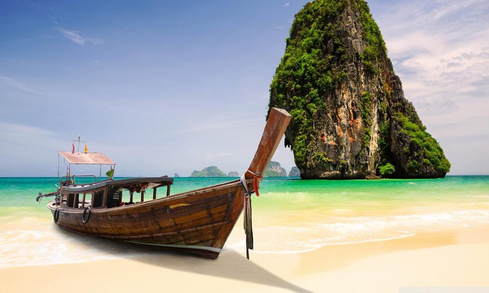 نمایی زیبا از کشور تایلند