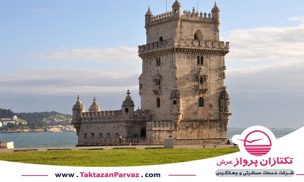 برج بلم در کشور پرتغال