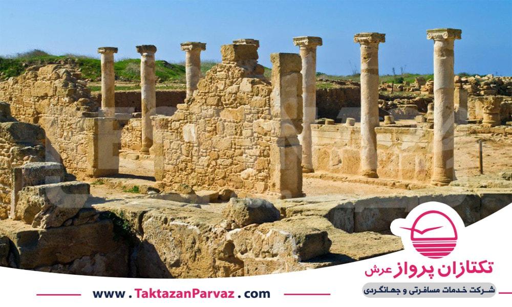کوریون باستان از بناهای تاریخی قبرس