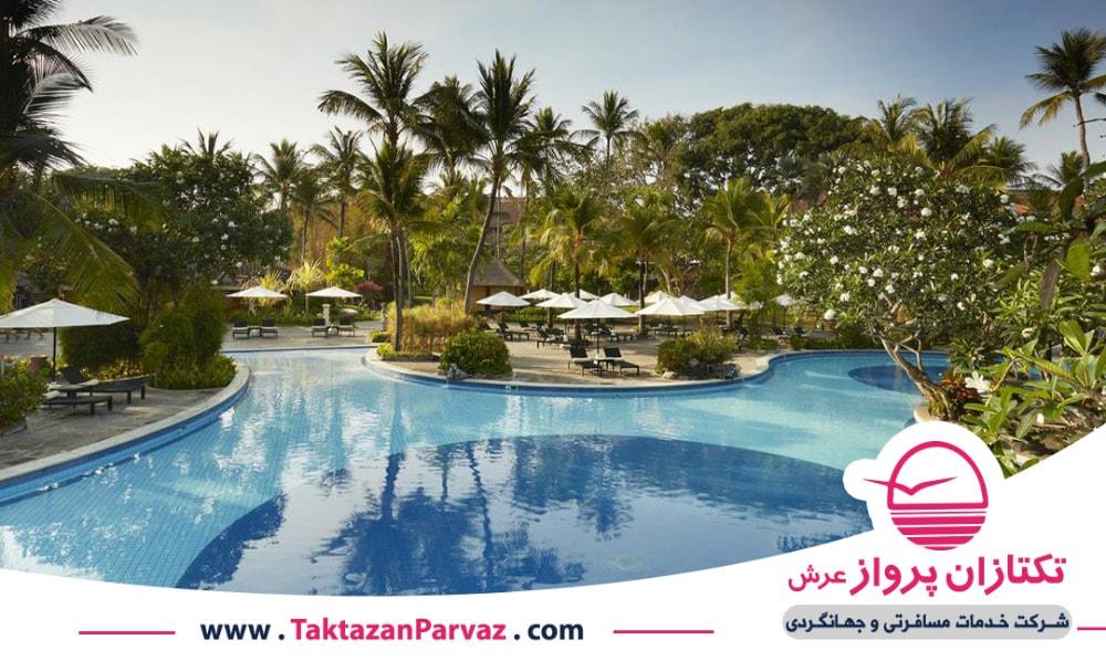 هتل ملیا در بالی