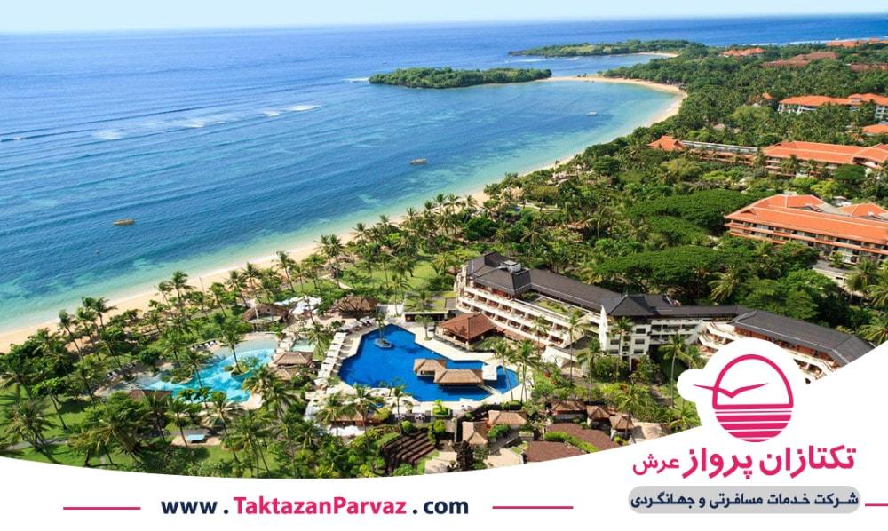 هتل ناسادوآ در اندونزی