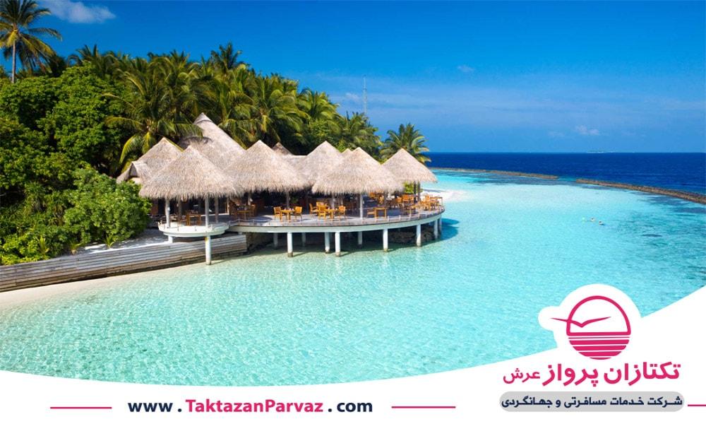 هتل پنج ستاره باروس در مالدیو