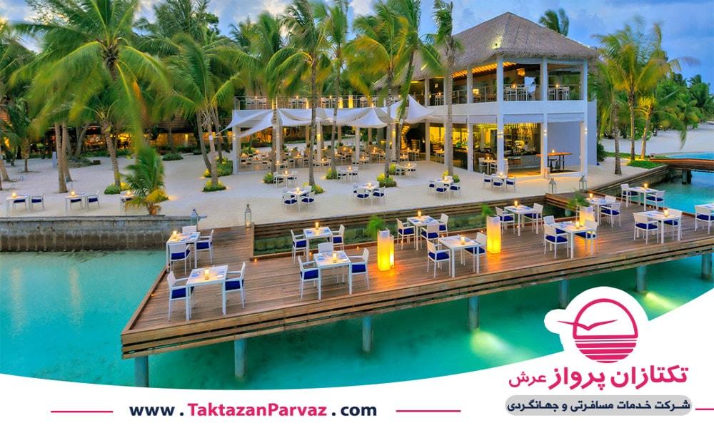 هتل کارامبا مالدیو