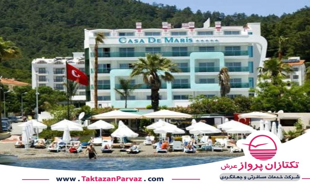 هتل پنج ستاره کازا د ماریس اسپا اند ریزورت