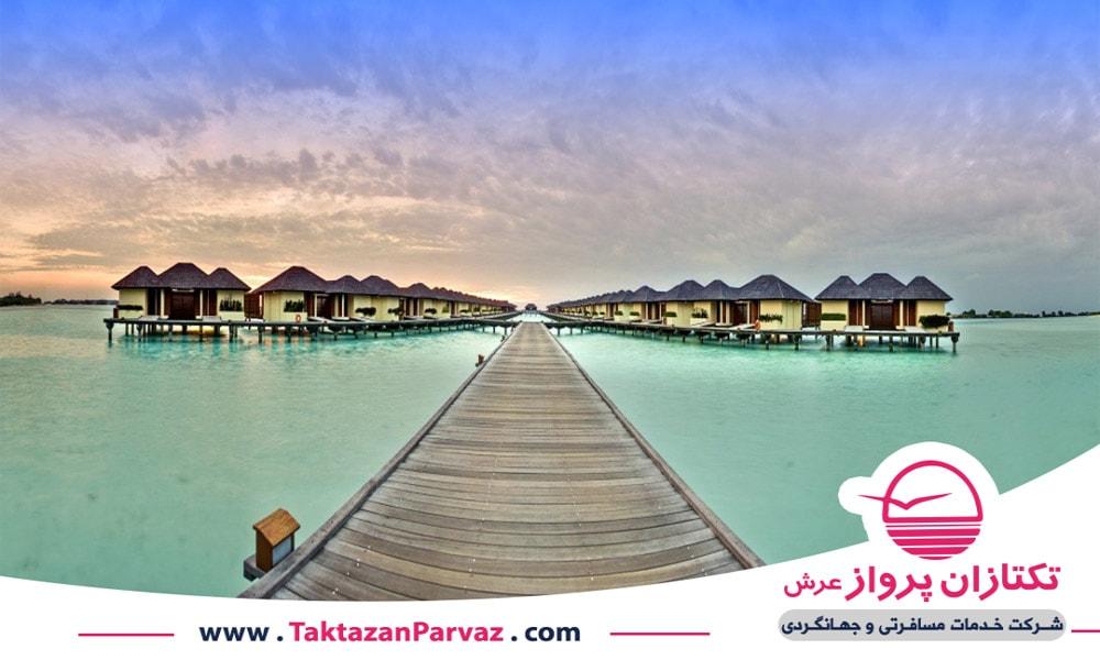 هتل پارادایس ایسلند ریزورت در مالدیو
