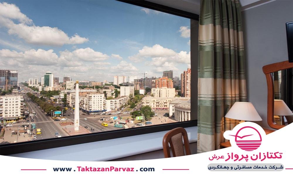 هتل پریمیر لیبید در کیف