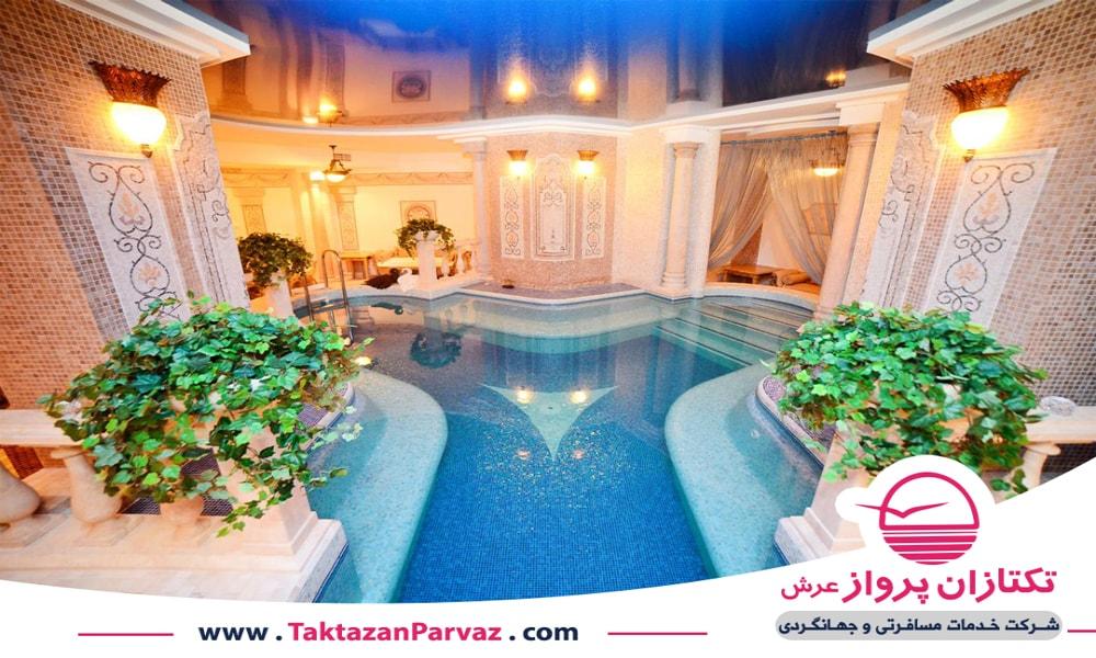 هتل ویساک در کیف