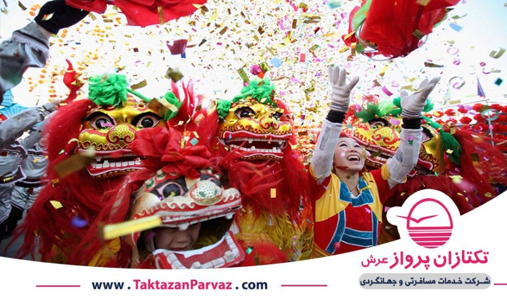 جشن سال نوی چینی
