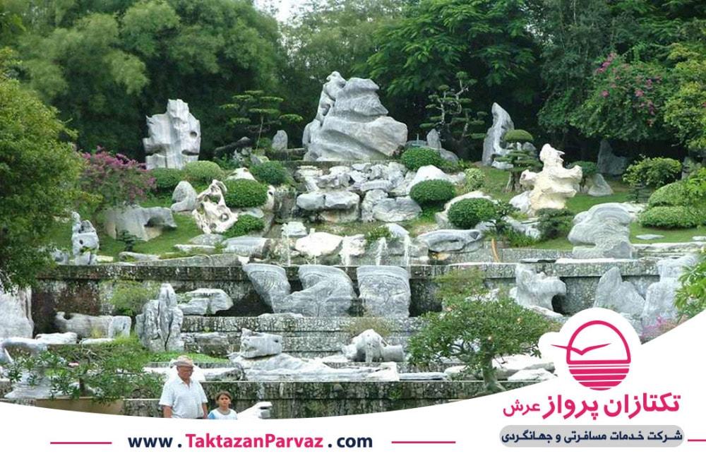 پارک سنگ های چند هزار ساله