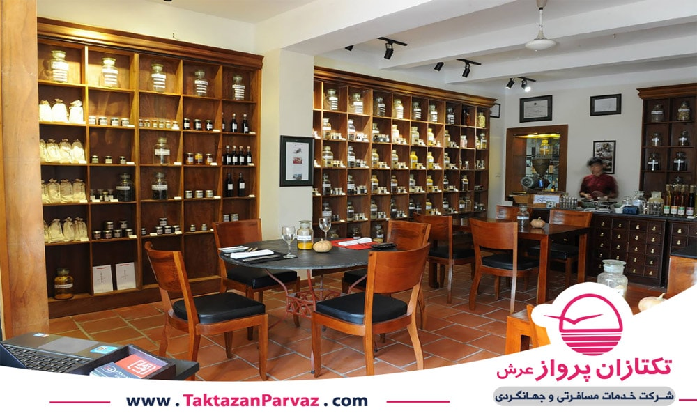 رستوران فرانسوی لا ورتیکال در هانوی