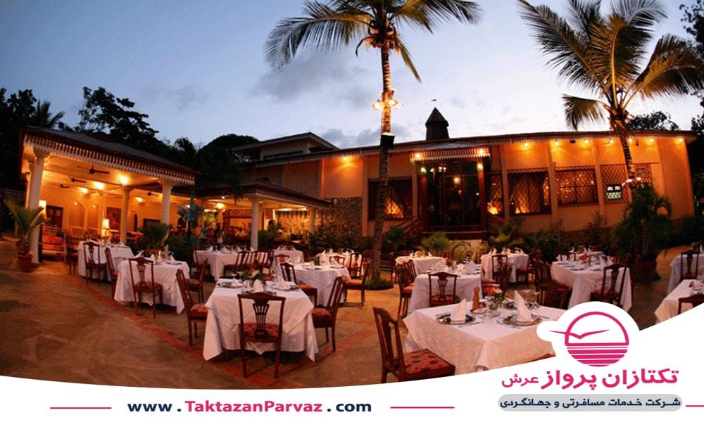 رستوران تاماریند در نایروبی