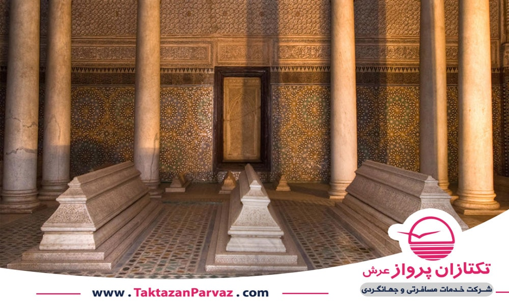 مقبره های سلسله سعدیان