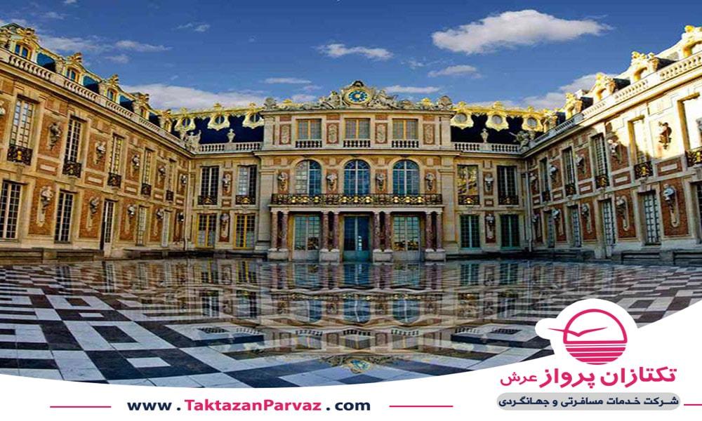 کاخ ورسای در فرانسه