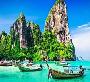 تایلند (پاتایا و پوکت)