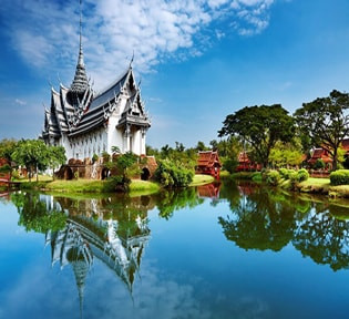تایلند (پاتایا و بانکوک)
