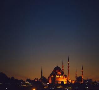 ترکیبی استانبول و آنتالیا