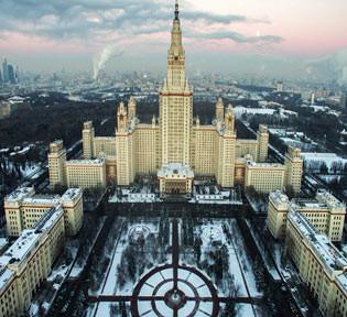 روسیه (مسکو و مورمانسک)
