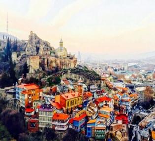 گرجستان  (تفلیس)