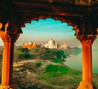 هندوستان (دهلی، آگرا و جیپور)