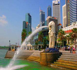 کوالالامپور و سنگاپور