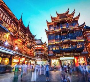 چین (پکن - پکن و شانگهای)