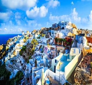 کشتی کروز یونان