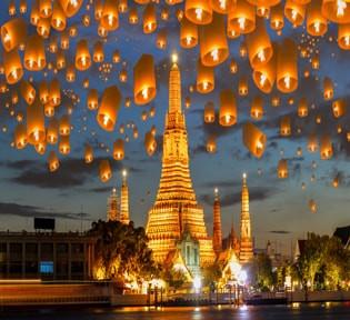 بانکوک + پوکت